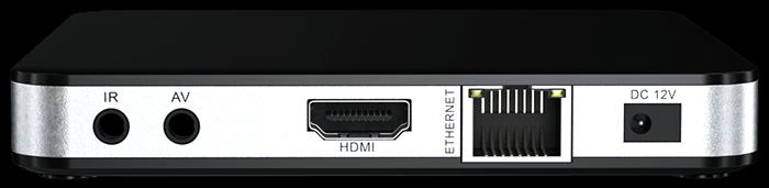 TVIP S-BOX v 605 IPTV 4K HEVC HD Multimedia Streamer Android 6 0